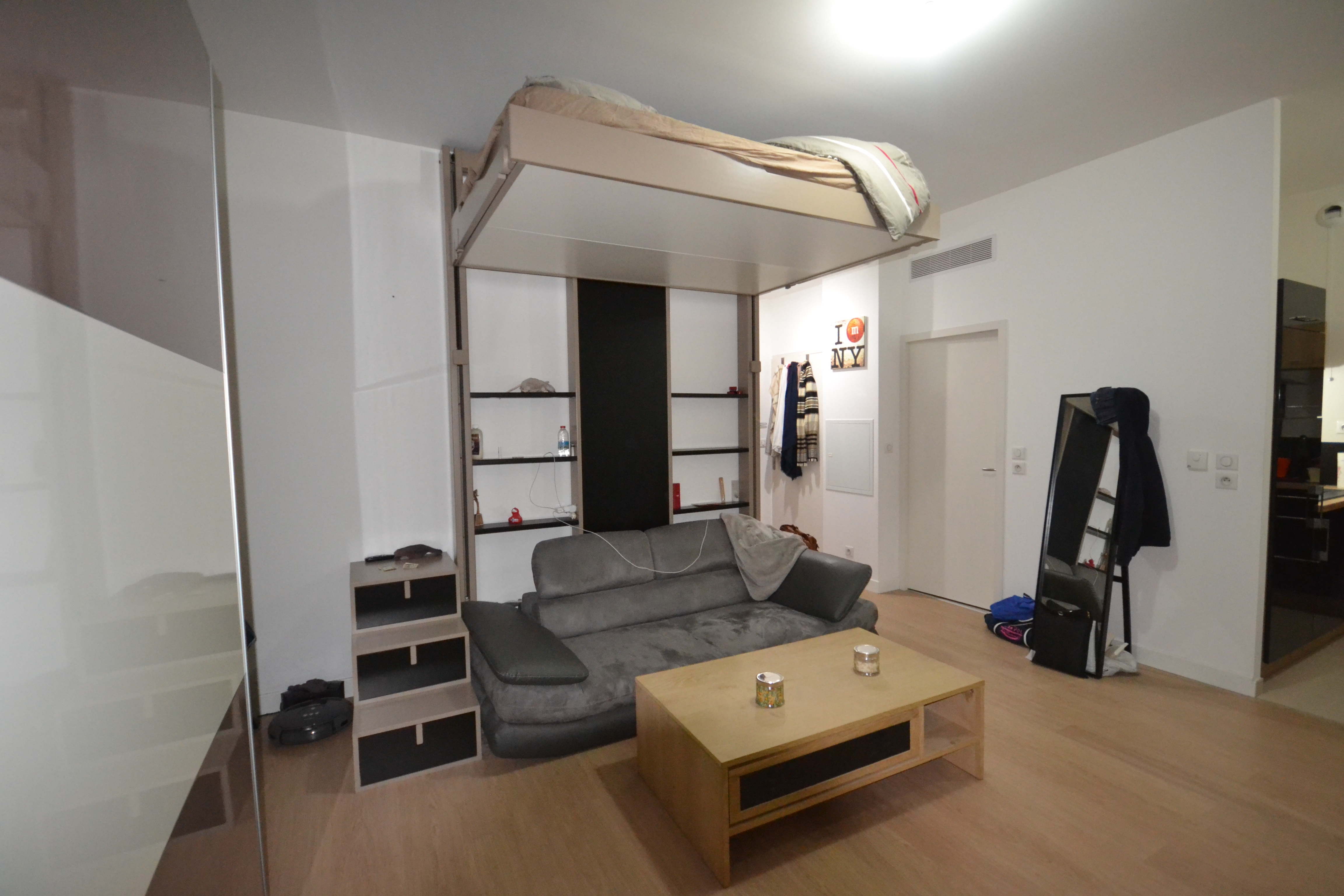 Studio Meublé – Marseille 2ème