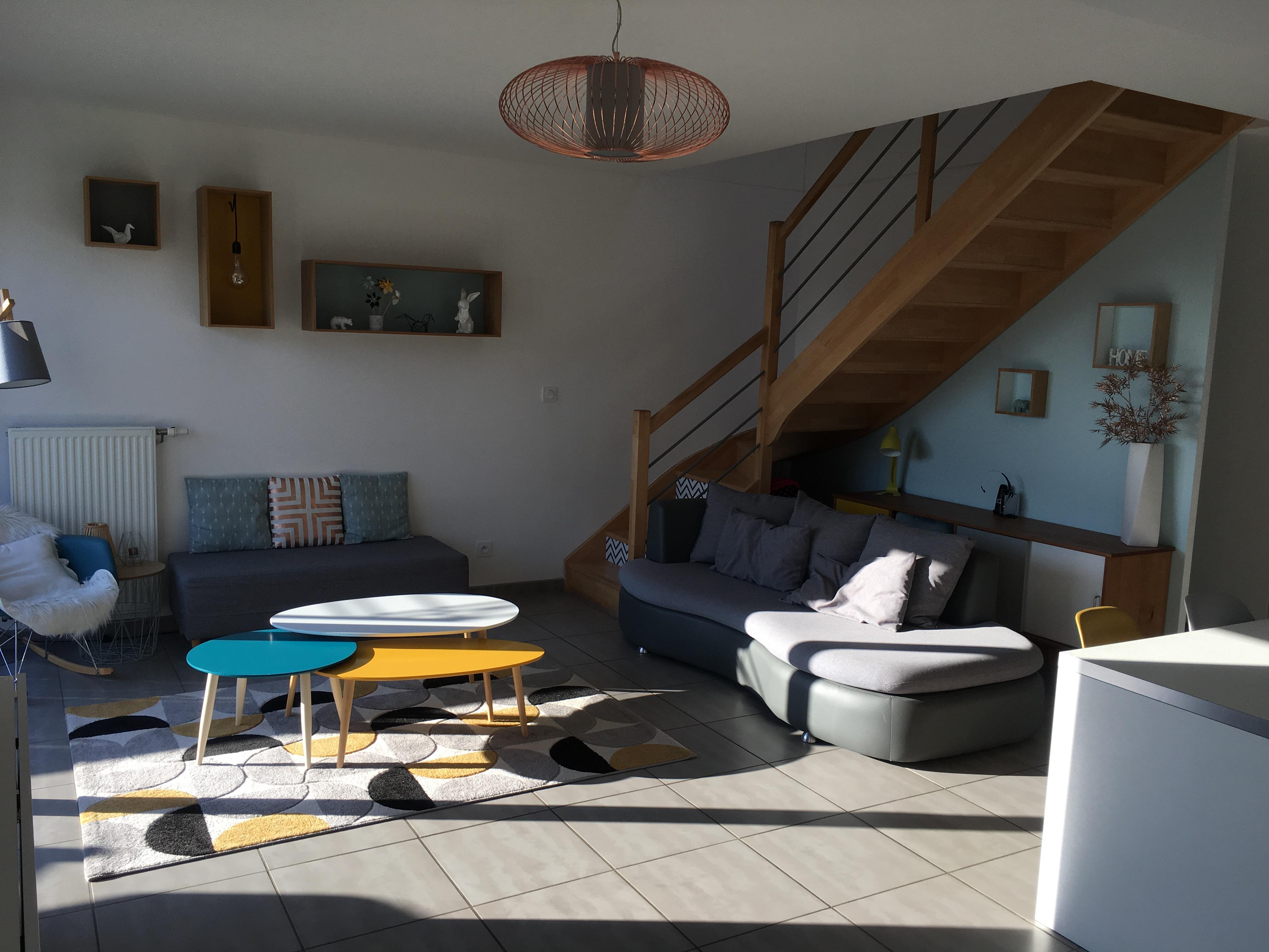 Maison récente, de type 4 – VALENCE