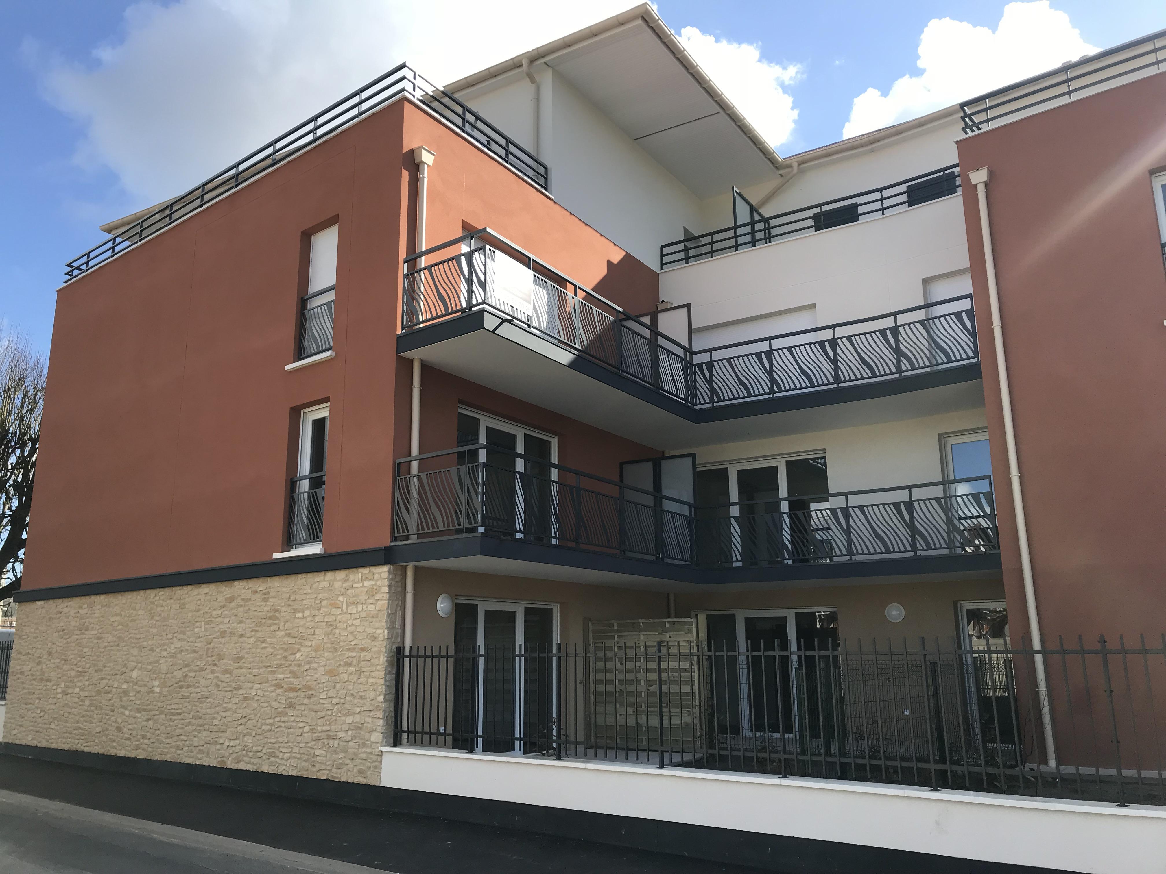Appartement type 3 en rez de jardin – Saint Fargeau Ponthierry (77)