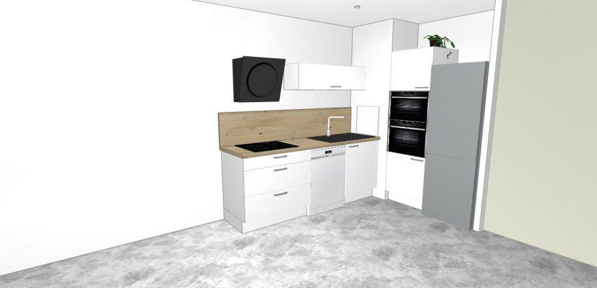 Appartement de type 3 dans résidence neuve