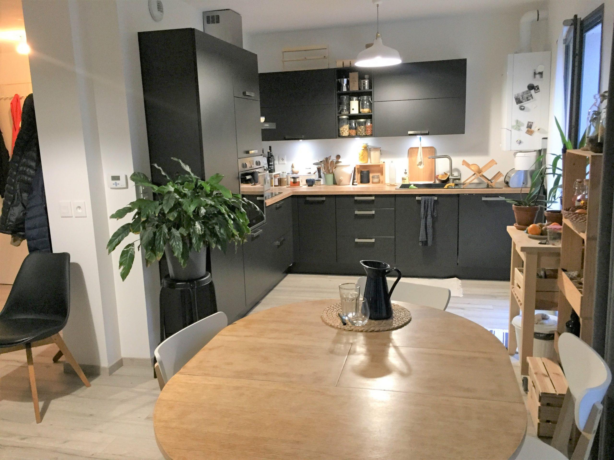 Clermont-Ferrand – Appartement de Type 4 en rez de jardin